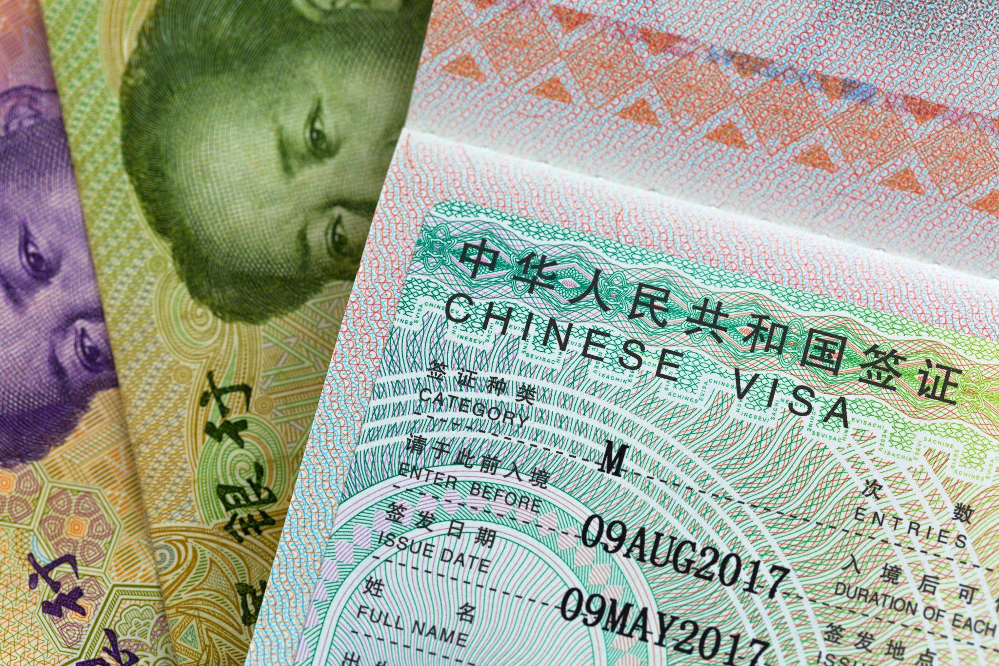 shutterstock 659750008 - China Tourist Visa
