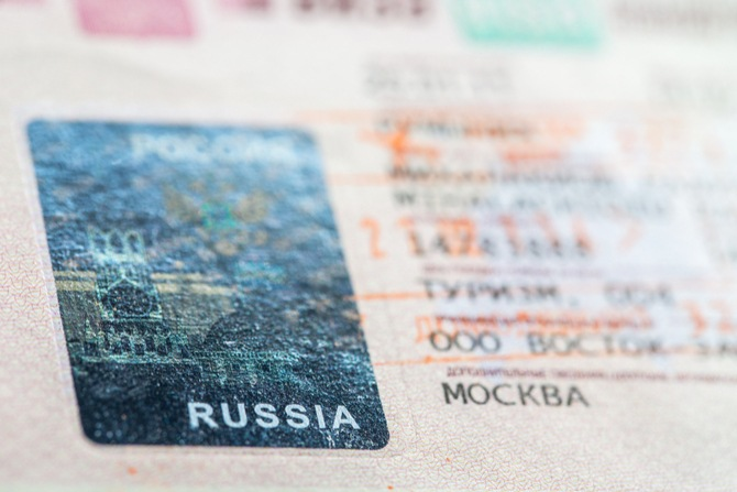 The True Cost of Getting a Russian Visa