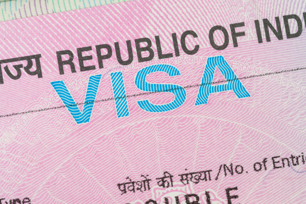 Indian Visa for Minors