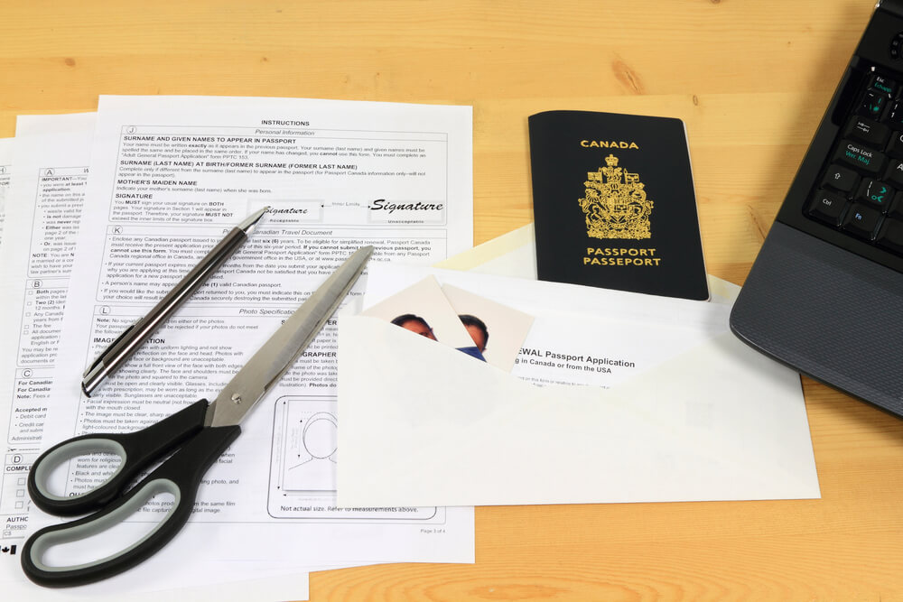 passport renewal application processed 1 - How much does it cost to renew passports?