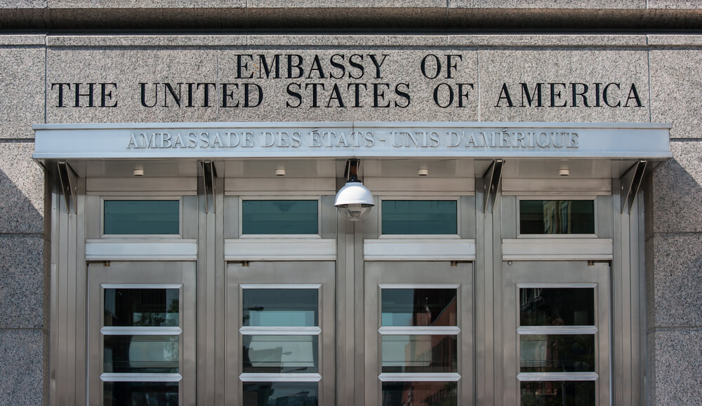 u.s. embassy passport 1 - Temporary US Passports: Do You Qualify For One?