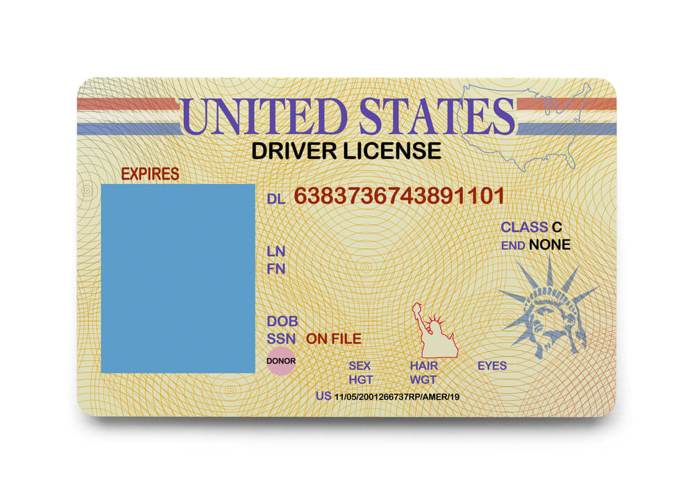 driver license passport 1 - How Much Is A Passport In California?