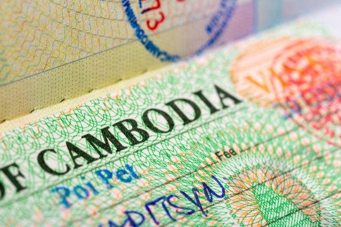 How to Get a Cambodian Visa