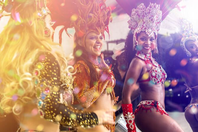 Carnival of Brazil1 - 7 Best Things To Do In Brazil