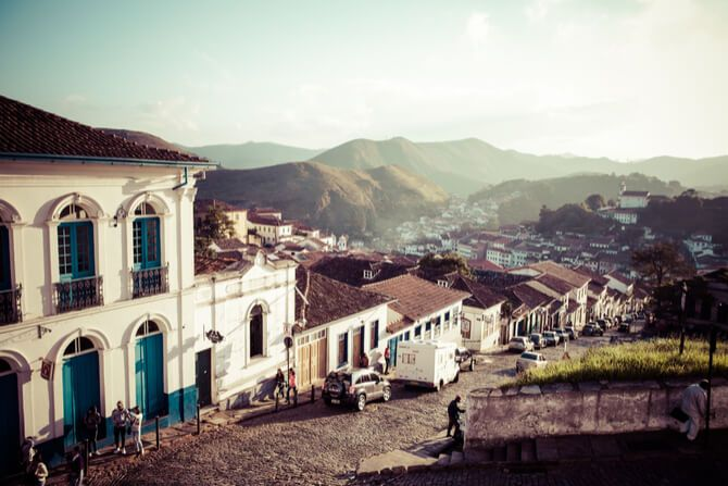 Ouro Preto1 - 7 Best Cities In Brazil