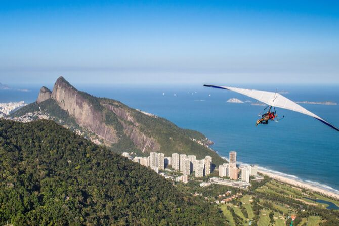 Rio Hang Gliding Tour1 - 7 Best Things To Do In Brazil