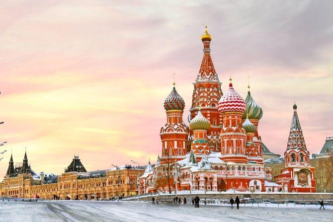 Russia Transit Visa