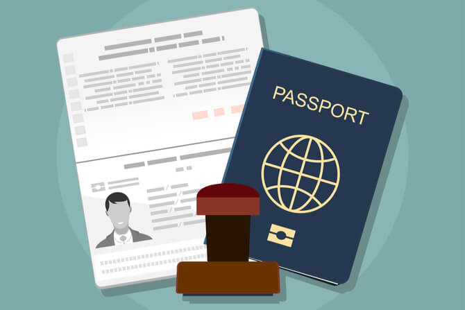 Passport in PA04092 - How to get a passport?