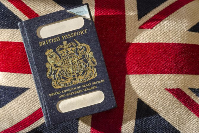 Renew a British Passport04092 - How to Renew British Passport in USA?