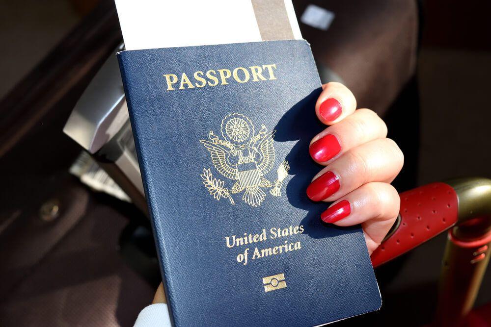 u.s passport