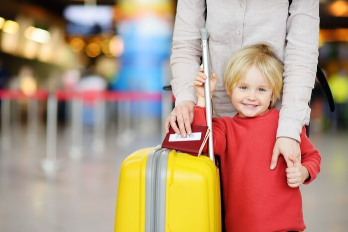Children's Passports Application Process - What are the passport requirements for children?