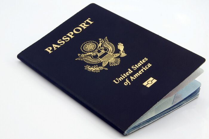 What do I need for a new passport